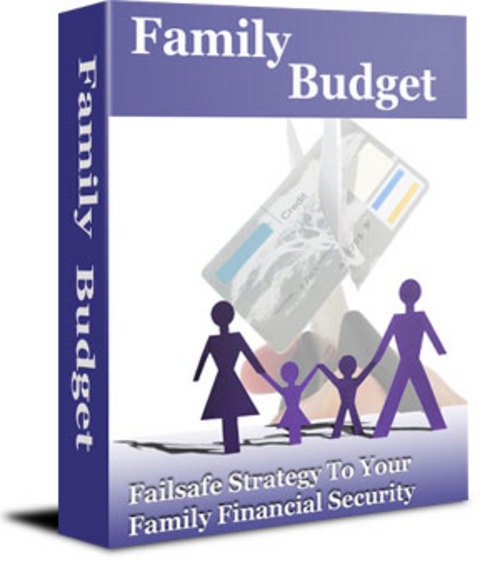 Product picture How to Setup a Family Budget