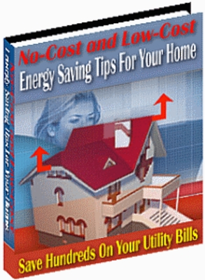 Product picture No Cost and Low Cost Energy Saving at Home