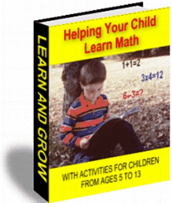 Product picture Help Your Children Learn Math