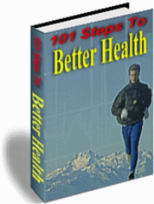 Product picture 101 Steps To Better Health